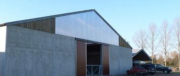 Hof Ter Velde - Oosteeklo - Prive stal (Pistes)
